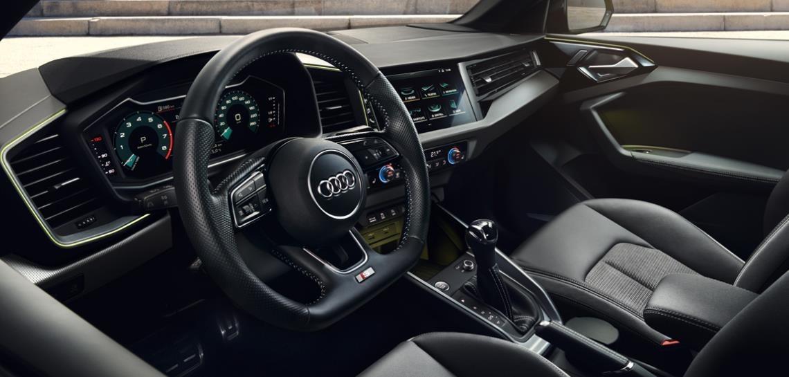 14 Το νέο Audi A1, υποψήφιο για Best Car Award 2019!